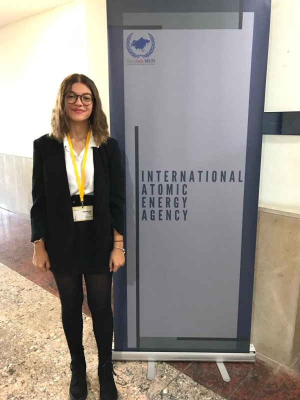 EUROASIA MUN EĞİTİM VE GELİŞTİRME KONFERANSI 2019